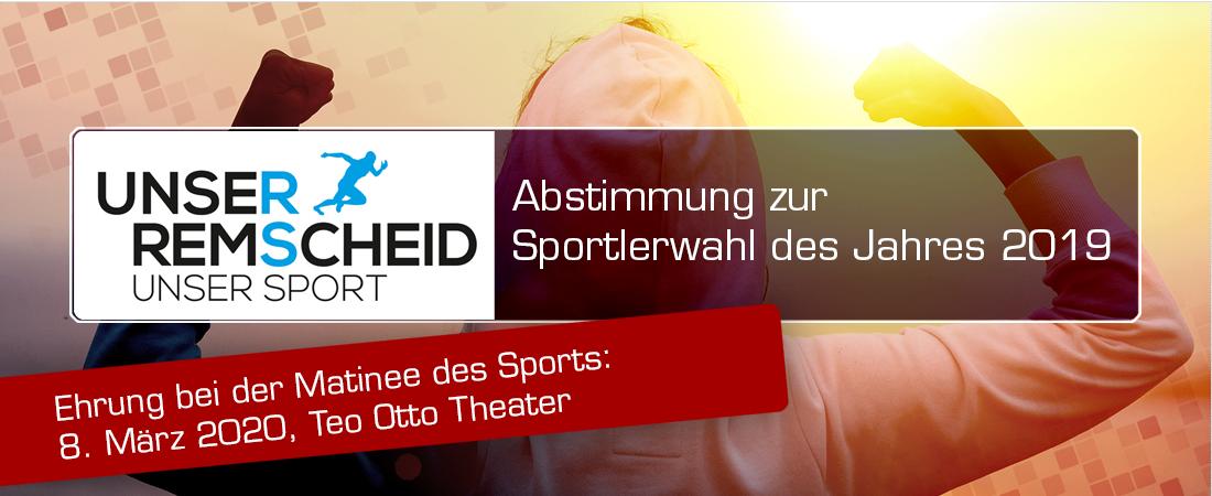 Krzyzaniak und Thiel zum Jugendsportler 2019 nominiert